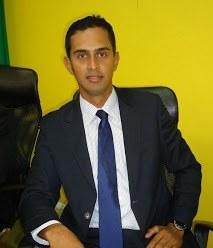 Anderson Ferreira 1º Vice Presidente