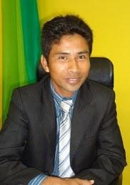 Helton Paes 1º Secretário