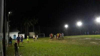 Campo de Futebol charles