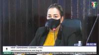 Adrienne Cidade sugere reativação da UBS da comunidade de Ponta do Campo