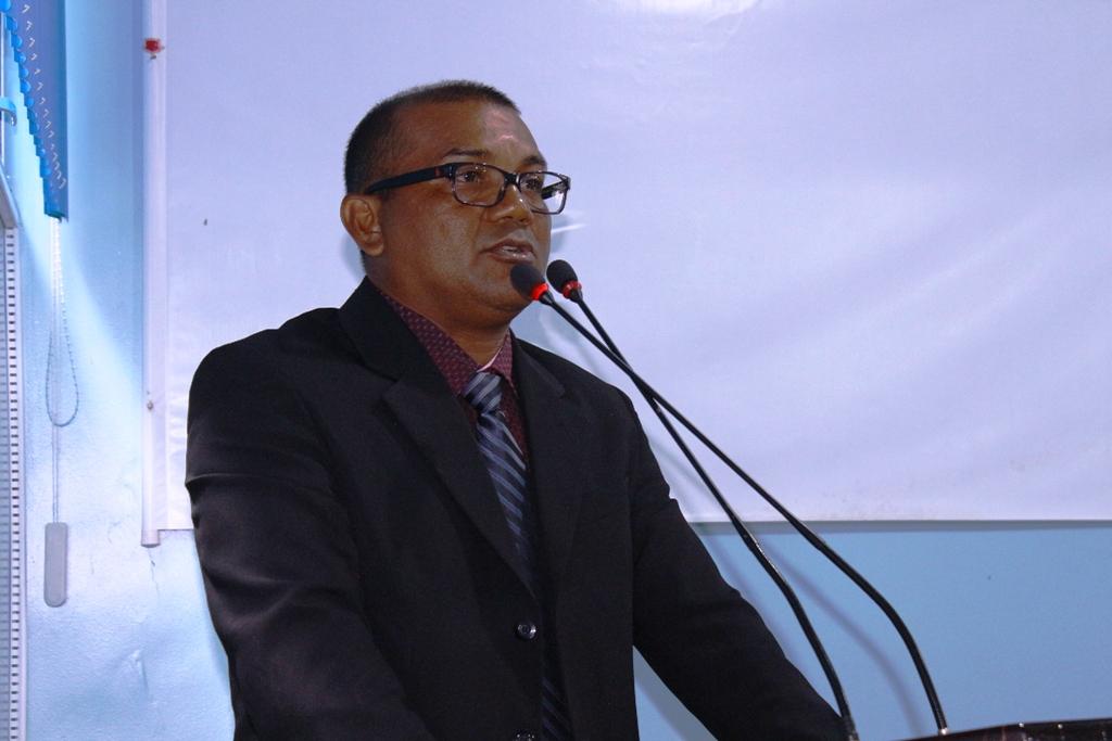 Alvemar Costa solicita construção de posto de saúde no Distrito de Barro Alto
