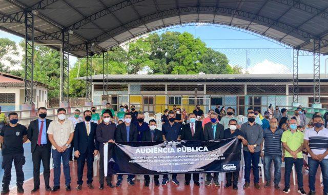 Audiência debate instalação do Polo da Defensoria Pública em Manicoré
