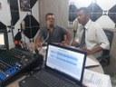 Em entrevista à Rádio Rio Madeira, Augusto Vieira fala sobre Energia Elétrica e Segurança Pública