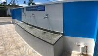 Augusto Vieira disponibiliza novo ponto de Coleta de Água potável na Câmara de Manicoré