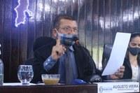 Augusto Vieira manifesta preocupação com a baixa adesão ao isolamento social