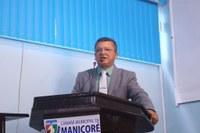 Augusto Vieira solicita estudo técnico para implantação de semáforo em Manicoré