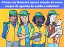 Câmara aprova criação de novos cargos de agentes de saúde e de combate a endemias em Manicoré