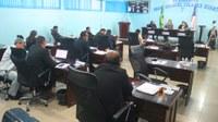 Câmara aprova três projetos de lei durante sessão ordinária em Manicoré