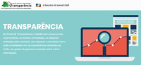 Câmara de Manicoré conquista 1º lugar no ranking da Transparência Pública do Estado