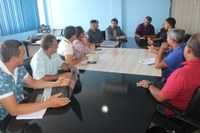 Câmara de Manicoré reuniu-se com comandos das polícias do município para discutir políticas de segurança pública