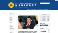Câmara Municipal de Manicoré cria novo site Oficial