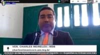Charles Meireles repudia ação contra garimpeiros no rio Madeira