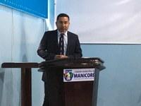Charles Meireles lança sua candidatura à Presidência da Câmara de Manicoré