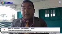 Charles Meireles solicita informações sobre despesas com Ambulanchas da Zona Rural
