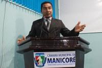 Charles Meireles solicita instalação de Energia Elétrica em escola Municipal da zona rural de Manicoré