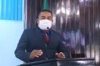 Charles Meireles solicita limpeza do poço artesiano da comunidade de Ponta do Campo