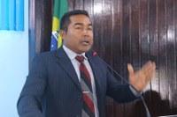 Charles Meireles solicita manutenção da bomba d'água da Comunidade Ponta do Campo