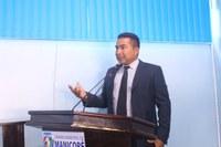 Charles solicita construção de uma escola municipal na comunidade de Bom Fim no rio Manicoré