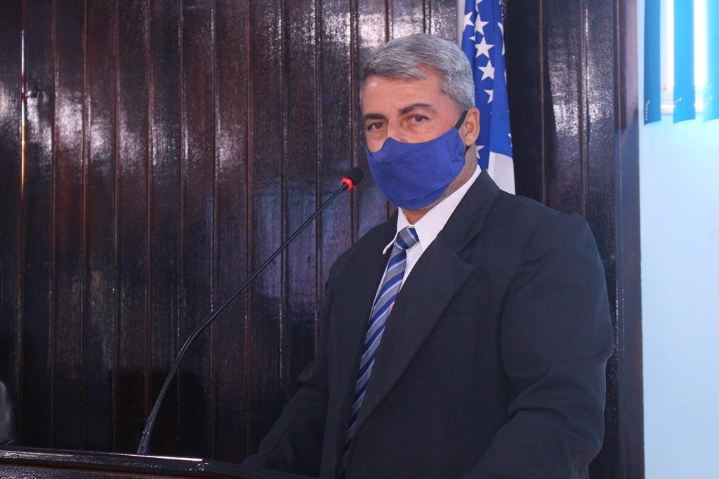 Clovis Garcia solicita Centro de referência para pacientes com sintomas Gripais no distrito de Matupi