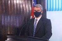Clovis Garcia solicita melhorias em ruas do Distrito de Matupi e Maravilha