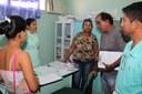 Comissão da Câmara de Manicoré visita policlínica e tentam analisar a real situação da Saúde Pública