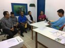 Comissão de Obras apresenta demandas da população ao Secretário de Infraestrutura de Manicoré