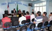 Corregedoria do TRE-AM realiza correições na Zona Eleitoral de Manicoré