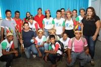 Estudantes e Professores Indígenas da Zona Rural visitam o Poder Legislativo de Manicoré