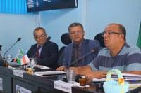 Gerente da Siságua compareceu à Câmara de Manicoré para dar explicações
