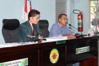 Gerente do Instituto de Terras da prefeitura é sabatinado na Câmara de Manicoré