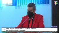 Hetyelson da Pesca destaca emenda parlamentar de 120 mil reais ao Conselho Tutelar de Manicoré