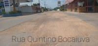 Joaquim Ribeiro cobra conclusão da operação 'Tapa Buracos' nas ruas de Manicoré