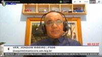 Joaquim Ribeiro solicita manutenção de orelhões em comunidades da zona rural de Manicoré