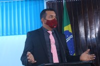 Luzinei Delgado diz 'Jurisprudência do Ramal de Democracia precisa voltar para Governo Federal'