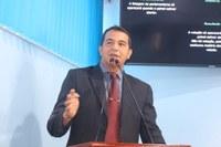 Luzinei Delgado solicita mudança do Pelotão para Companhia da Policia Militar em Manicoré
