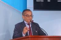Mário do Rosário destaca indicações executadas e solicita construção de Centro Social e Escola