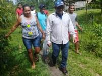 Mário do Rosário destaca viagem a comunidades da região de Democracia e indica limpeza de Boieiros em ruas de Manicoré