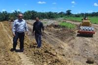 Mário do Rosário destaca viagem em comunidades da zona rural e solicita limpeza de poço artesiano na comunidade de Terra Preta