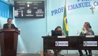 Mário do Rosário solicita recuperação das ruas do bairro de Mazarelo II