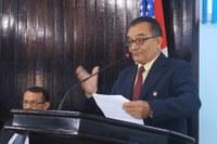 Mário do Rosário sugere criação do Distrito de Democracia e iluminação da estrada do Aeroporto