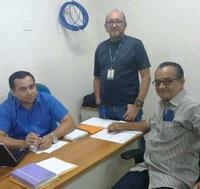 Mário do Rosário vai a Manaus cobrar soluções para o povo de Manicoré