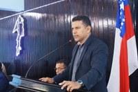 Markson Barbosa destaca obra de escoamento de águas pluviais na Travessa Pedro Tinoco