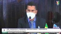 Markson Barbosa destaca viagem ao rio Manicoré para estudo ambiental