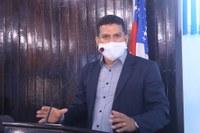 Markson Barbosa solicita vacina contra a gripe na Comunidade de Cachoeirinha