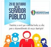 Mensagem ao Servidor Público de Manicoré