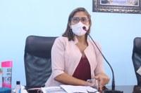 Nara Nídia solicita melhorias nas ruas dos Bairros Mazarelo II, Santo Antonio e Guadalupe