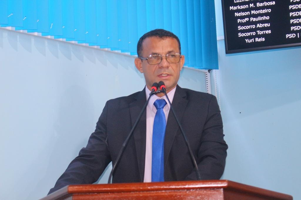 Nelson Monteiro fala das ações para melhorar Sistema Viário de Manicoré