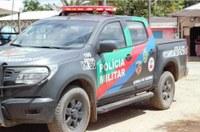 Após Solicitação do Vereador Burrin junto ao comando Geral da PM, governador José Melo disponibilizou viatura para Distrito de Matupi