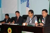 Nova Mesa Diretora da Câmara de Manicoré tomou posse no dia 1º
