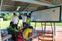 Presidente da Câmara e Vereadores de Oposição visitam escola precária da comunidade de Boca do Rio e Igarapezinho, em Manicoré